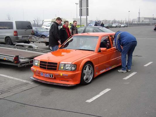 Benz история mercedes benz 190e технические